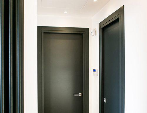 Porte interne e porta blindata