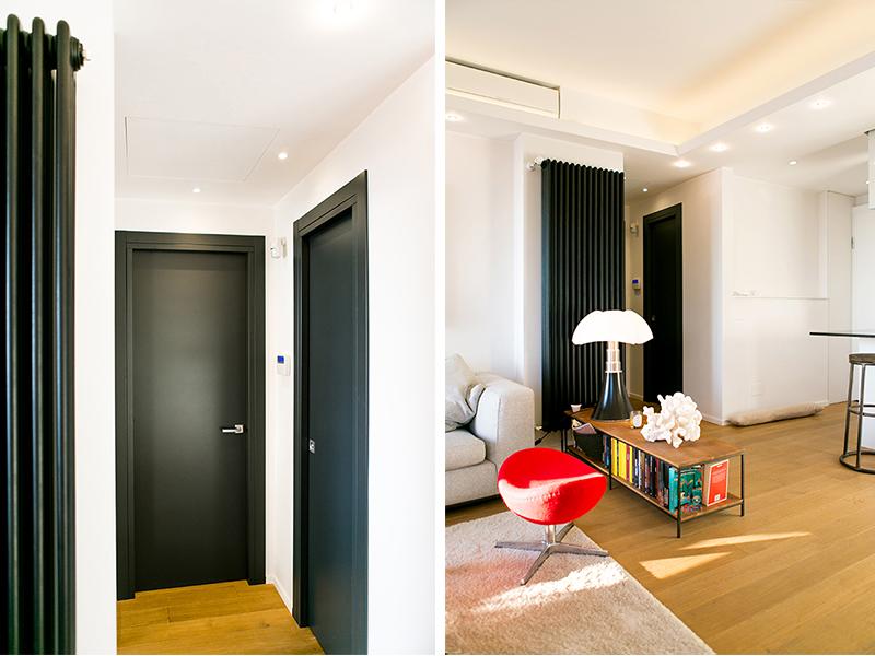 Porte interne e porta blindata - BG Porte
